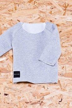 Bluzy jasnoszare od berek