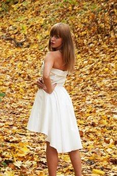 Sukienki białe od MADE LINE