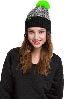 czapki szare od Staffbymaff