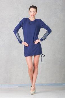 Hedoco_sukienka_z_karwaszami_navy_blue_dress_armlets_granat_2