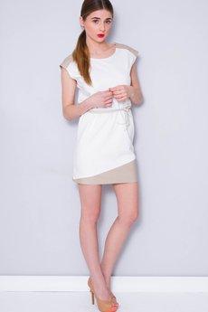 Sukienki białe od Klaudyna Cerklewicz Fashion