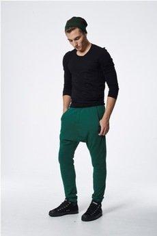 Spodnie zielone od MADOX design