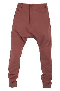 Spodnie pomarańczowe od MADOX design
