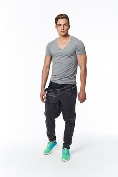 Spodnie czarne od MADOX design