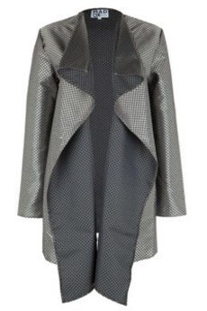 płaszcze srebrne od MADOX design