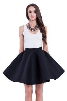 Spódnice czarne od Manifiq&Co.