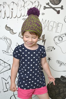 czapki wiele kolorów od MAGPIE