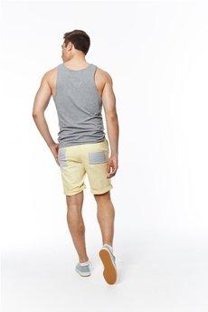szorty żółte od MADOX design