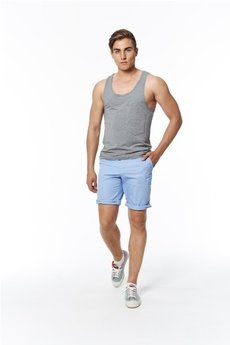 szorty niebieskie od MADOX design