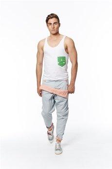 Spodnie szare od MADOX design