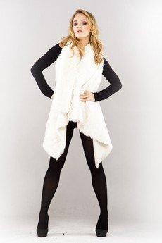 płaszcze białe od MADE LINE