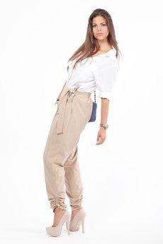 spodnie - Madlen Atelier - Pants