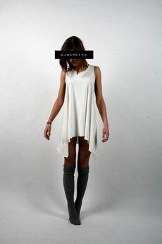 bluzka biała od MADE LINE