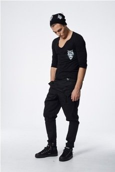 Black Madox's pants - MADOX design - Pants