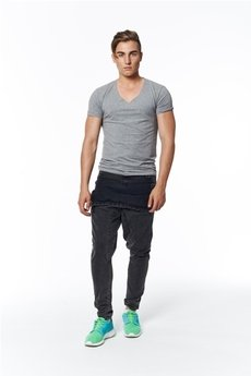 Madox's trousers - black denim - MADOX design - Pants